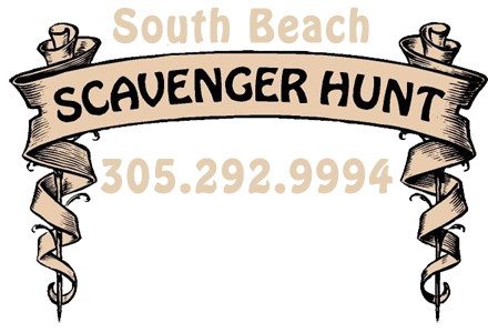 south beach scavenger hunt team building extravaganza rh southbeachhunt com scavenger hunt clip art free scavenger hunt clip art free