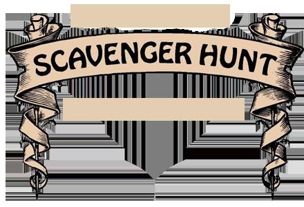 south beach scavenger hunt team building extravaganza rh southbeachhunt com nature scavenger hunt clipart scavenger hunt clipart free