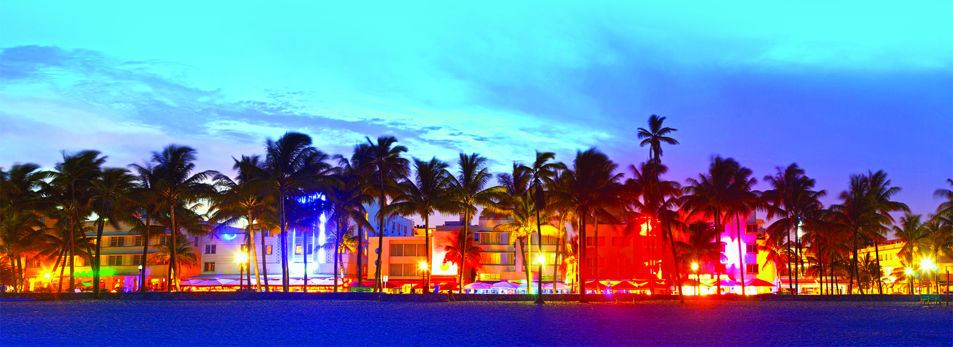 Art Deco Miami Beach Png